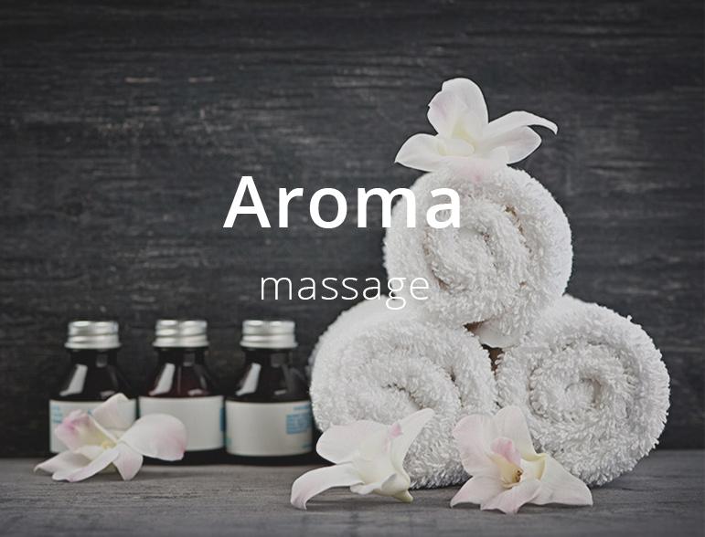 aroma massage borås
